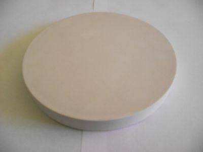 REUSEABLE - Round Plain Plaque Mould         #SRP760...PERFECT FOR MOSAIC WORK!!