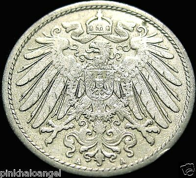 Germany - German Empire - German 1903A 10 Pfennig Coin - GREAT COIN