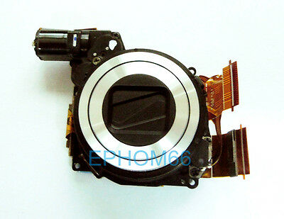 Original New Lens Zoom Unit Assembly  for Samsung NV24 NV106 HD with CCD Silver