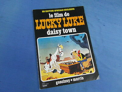 Edition Reseau Total Le Film De Lucky Luke Daisy Town 1972 Tbe