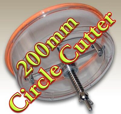 Adjustable Circle cutter hole saw size from  40mm-200mm