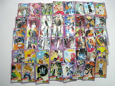 Anime Yu Yu Hakusho Super Battle Carddass Card Set C Japan Bandai