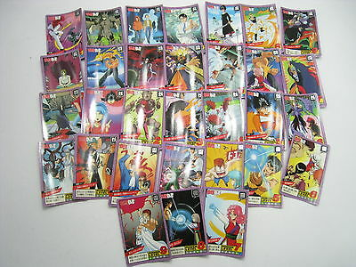 Anime Yu Yu Hakusho Super Battle Carddass Card Set F Japan Bandai