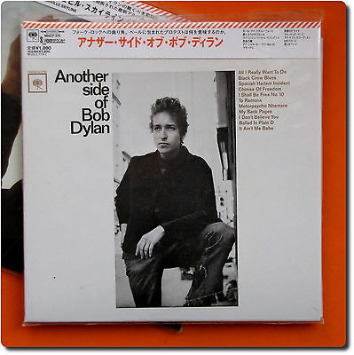 Bob Dylan , Another Side Of Bob Dylan ( CD Paper Sleeve , Japan )