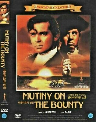 Mutiny on the Bounty (1935) New Sealed DVD Charles Laughton