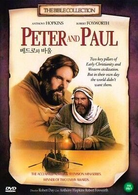 Peter and Paul (1981) New Sealed DVD Anthony Hopkins