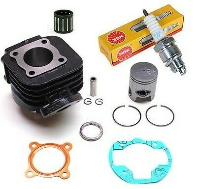 Kit  Moteur Cylindre Piston  joints cage bougie Booster Bw's spirit stunt