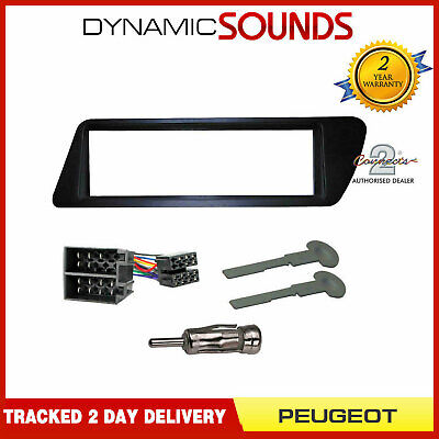 Car CD Stereo Radio Fitting Kit Fascia Aerial Adaptor ISO Lead For Peugeot 306