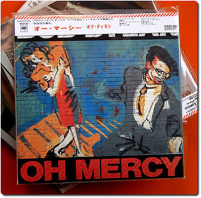 Bob Dylan , Oh Mercy    ( CD Paper Sleeve , Japan )