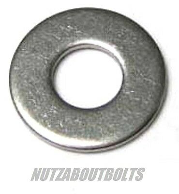 m3/4/5/6/8/10/12mm a2 stainless steel form a thick flat washers