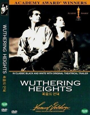 Wuthering Heights (1939) New Sealed DVD Laurence Olivier