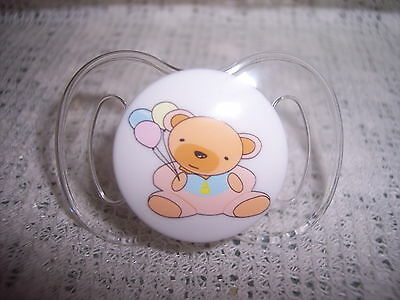 Magnetic Clear Teddy Bear Magnetic   Dummy 4/dolls