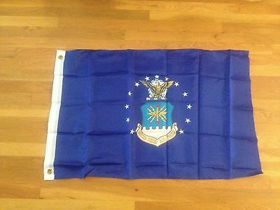 Air Force flag 2x3 Licensed Product new flag free shipping United States