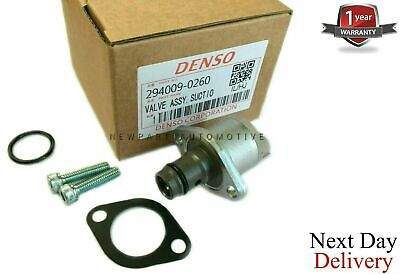 FUEL PUMP PRESSURE REGULATOR SUCTION CONTROL VALVE for NISSAN 2.5 3.0 DCI DENSO