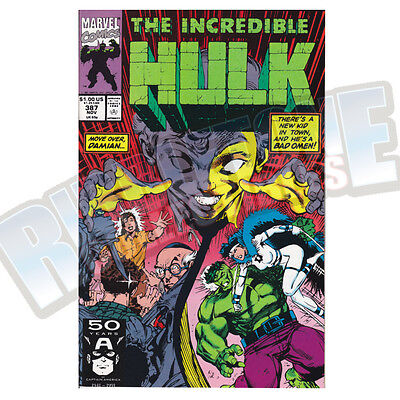 Incredible Hulk #387 Vf