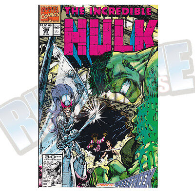 Incredible Hulk #388 Vf