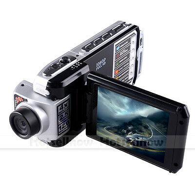 """Promotion 1080 HD 2.5"""" LCD CAR DVR ACCIDENT RECORDER VEHICLE DASHBOARD DV CAMERA"""