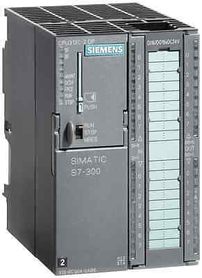 Siemens 6ES7313-6CG04-0AB0 SIMATIC S7-300 CPU 313C-2DP COMPACT CPU WITH MPI