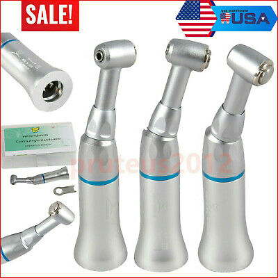 USA Dental LED Fiber Optic Triple Spray E-generator Handpiece 4 hole