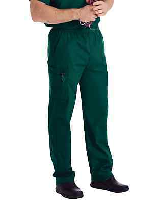 Scrubs Landau Mens Cargo Pant 8555 Hunter  Buy 3 Ship $6