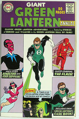 GREEN LANTERN 1963 ANNUAL  #1 80 pages DC COMICS 1998 REPRINT