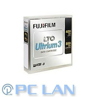 10x FUJIFILM LTO3 - 400/800GB DATA Tape CARTRIDGE 71016