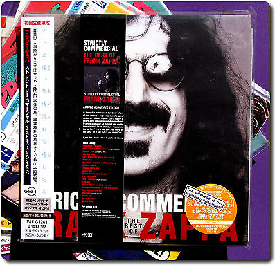 Frank Zappa , Strictly Commercial ,The Best of Frank Zappa  (2_CD_Paper Sleeve)