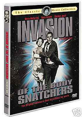 Invasion of the Body Snatchers (1956) New Sealed DVD Kevin McCarthy