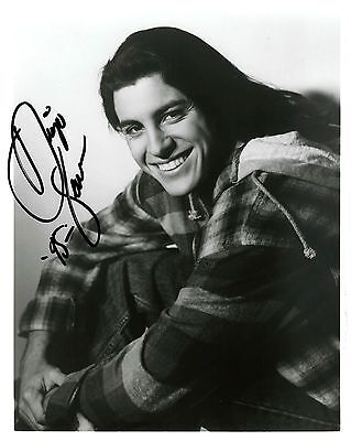 Diego Serrano signed handsome early photo / autograph Another World
