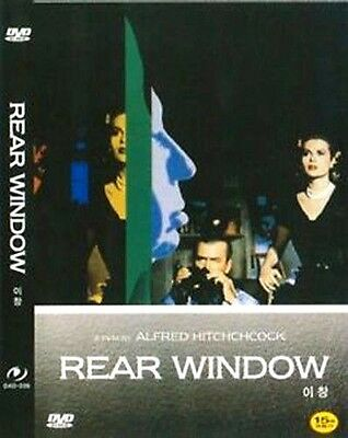 Rear Window (1954) New Sealed DVD Alfred Hitchcock