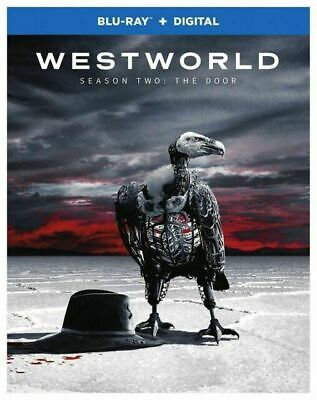 Westworld TV Series Complete Second 2nd Season 2 Two BRAND NEW BLU-RAY + DC