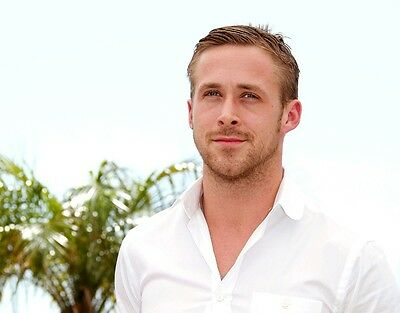 Ryan Gosling 8X10 Photo Hot and Sexy Male Actor #01