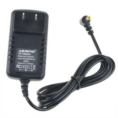 9V AC/DC Adapter APX002A GPX Portable DVD Charger Power Cord Supply New