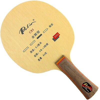 Table Tennis Blade: Palio C85 (Soft Carbon) , NEW!