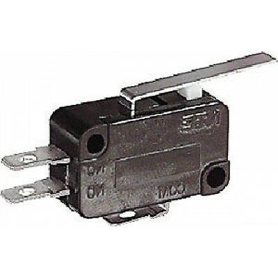 2x microinterruttore con leva SS-5GLD SPDT 5A//125VAC ON-ON 1 posizioni OMRON