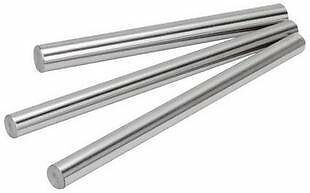 10 Pcs 10 mm 400 mm WC6 Cylinder Liner Rail Linear optical axis