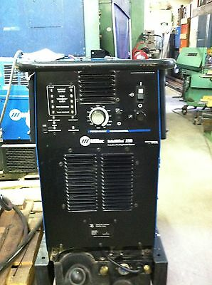 Miller 25 kW Air Cooled Induction Heating Power Supply