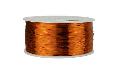 TEMCo Magnet Wire 30 AWG Gauge Enameled Copper 200C 1lb 3132ft Coil Winding
