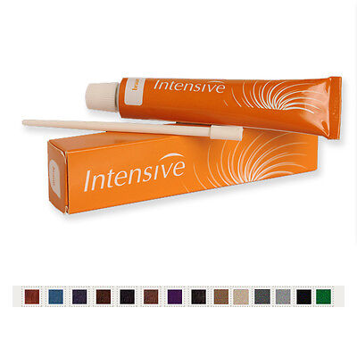 Professional Intensive Eyelash & Eyebrow Tint Dye 14 Colours large 20ml= 30 uses