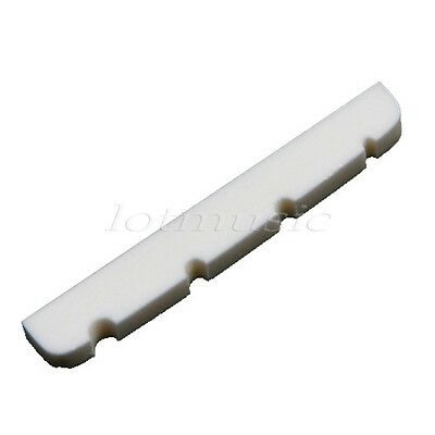 Bass Bone Nut For 4 String Fender Bass Guitar