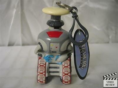 Robot - Lost in Space (movie) Treasure Keeper Keychain; Applause NEW