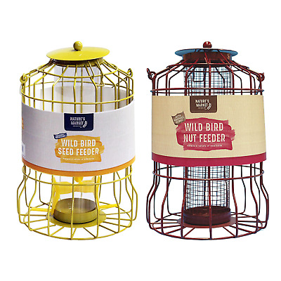Squirrel guard NUT and or SEED feeder wire. Deals for 1 or 2 with discounts