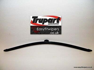 "Audi A1 Rear Back Wiper Blade January 2010 Onwards 370mm 14.5"" Flat blade"