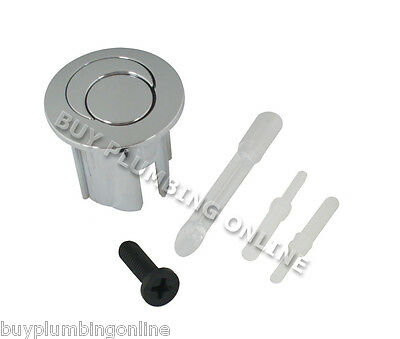 Roca D2D Push Button Dual Flush New Style 822043201 New Code AH0001800R