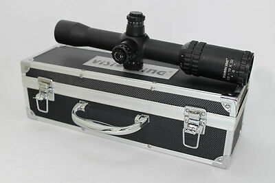 Visionking Aluminum Hard Carry Case for Rifle Scope Equipment Box(Small Size)