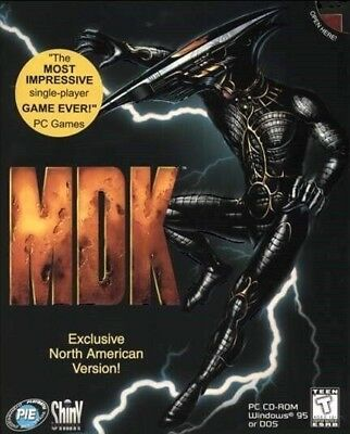 MDK PC GAME +1Clk Windows 10 8 7 Vista XP Install