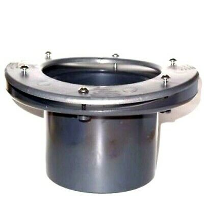 110mm Radial Tank Connector Flanged for round Quarantine Tanks / Pond Liners etc