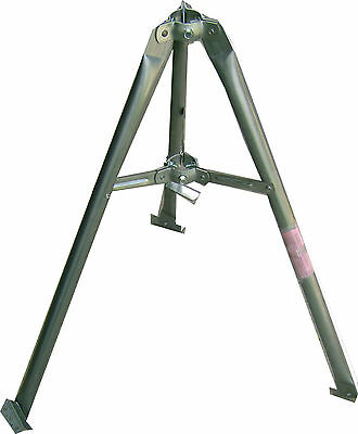 Genuine ROHN TRT36 3' Antenna Tripod Roof Tower - TV HAM FM CB HDTV Roof Mount