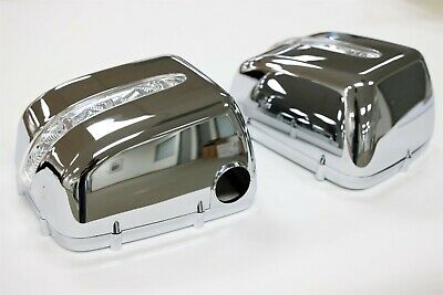 90 91 92 93 94 95 96 Mercedes Benz G Class W463 Style Door Mirror Cover LED PT