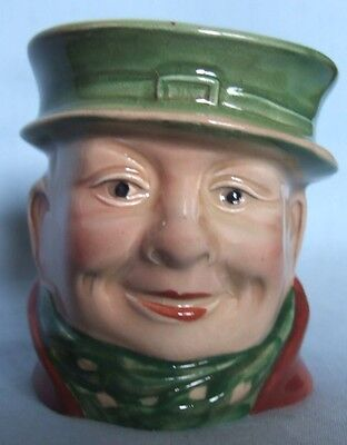"Beswick  Character Sugar Bowl Charles Dicken's ""tony Weller"" Number 673"